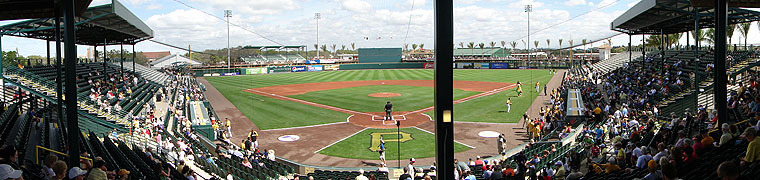McKechnie Field - Spring Training home of the Pirates