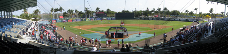 City of Palms Park - Spring Training home of the Red Sox