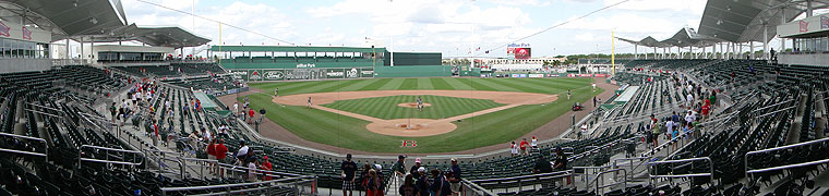 JetBlue Park - Spring Training home of the Red Sox