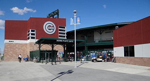Chicago cubs spring training for Red mountain motors mesa az