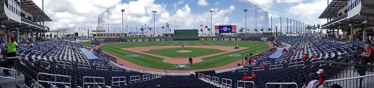 Ballpark of the Palm Beaches - Spring Training home of the Astros