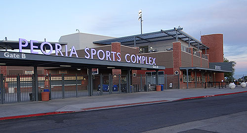 San diego padres and seattle mariners spring training peoria sports complex malvernweather Gallery