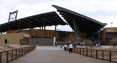 casino arizona field scottsdale az