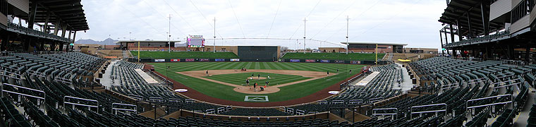 Salt River Fields - Spring Training home of the Diamondbacks