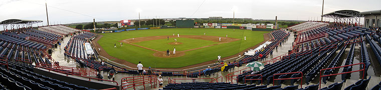 Space Coast Stadium - Spring Training home of the Nationals