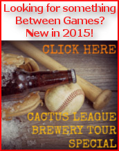 Cactus League brewery tour