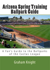 2013 Cactus League Ballpark Guide