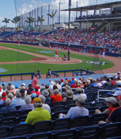 Ballpark in West Palm Beach